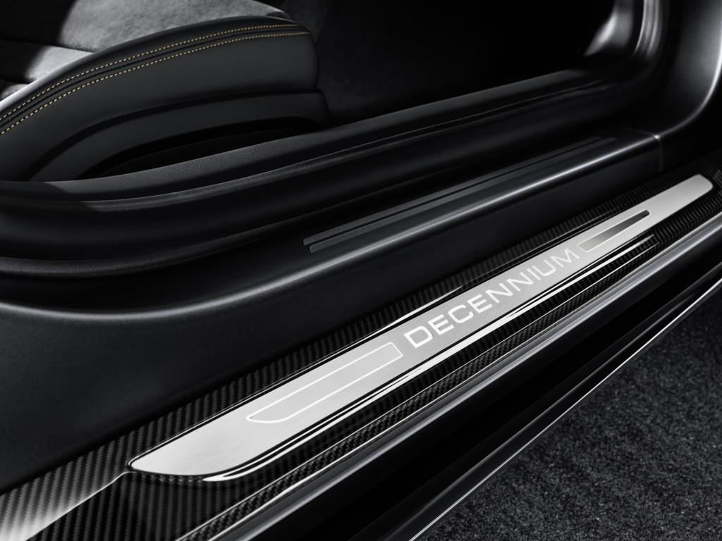 The Audi R8 V10 Decennium