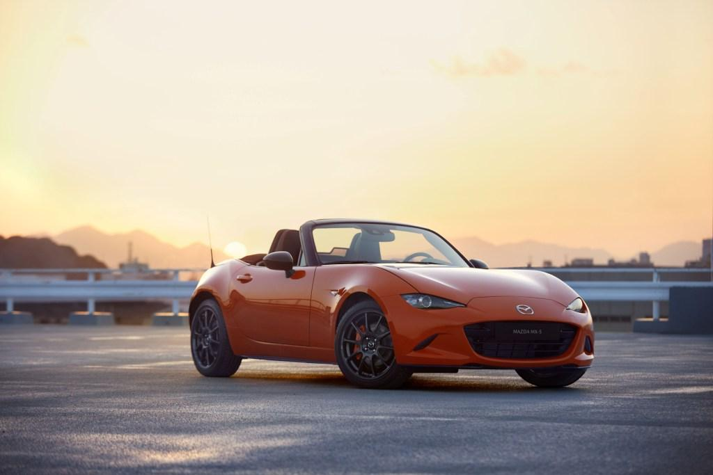 The Mazda MX-5 30th Anniversary Edition