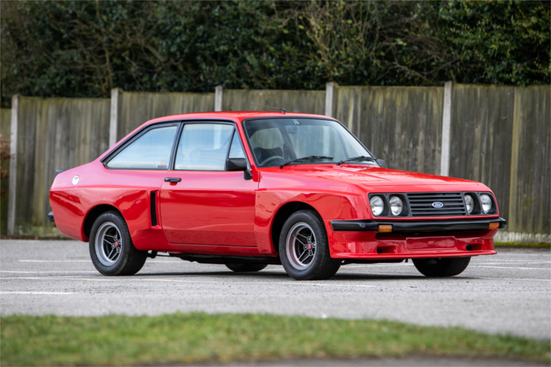 Fabulous fast Fords to feature at forthcoming CCA auction