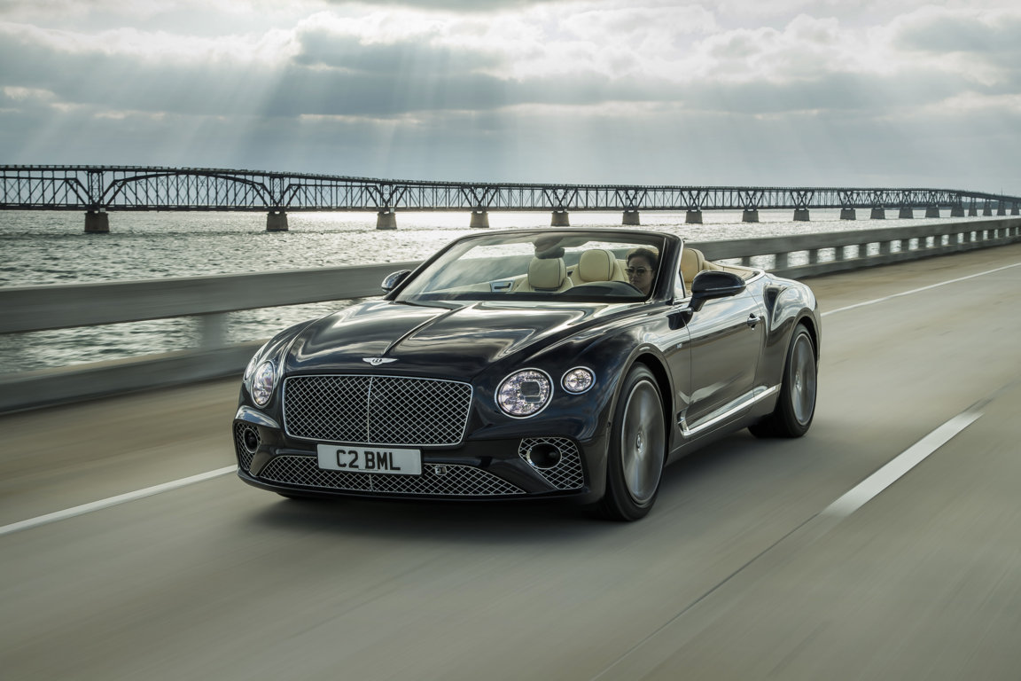 Bentley Continental GT Convertible V8