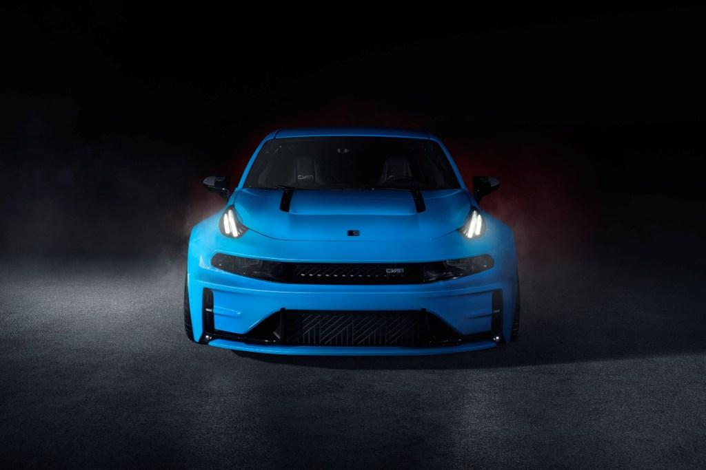 Cyan Racing's race car for the road
