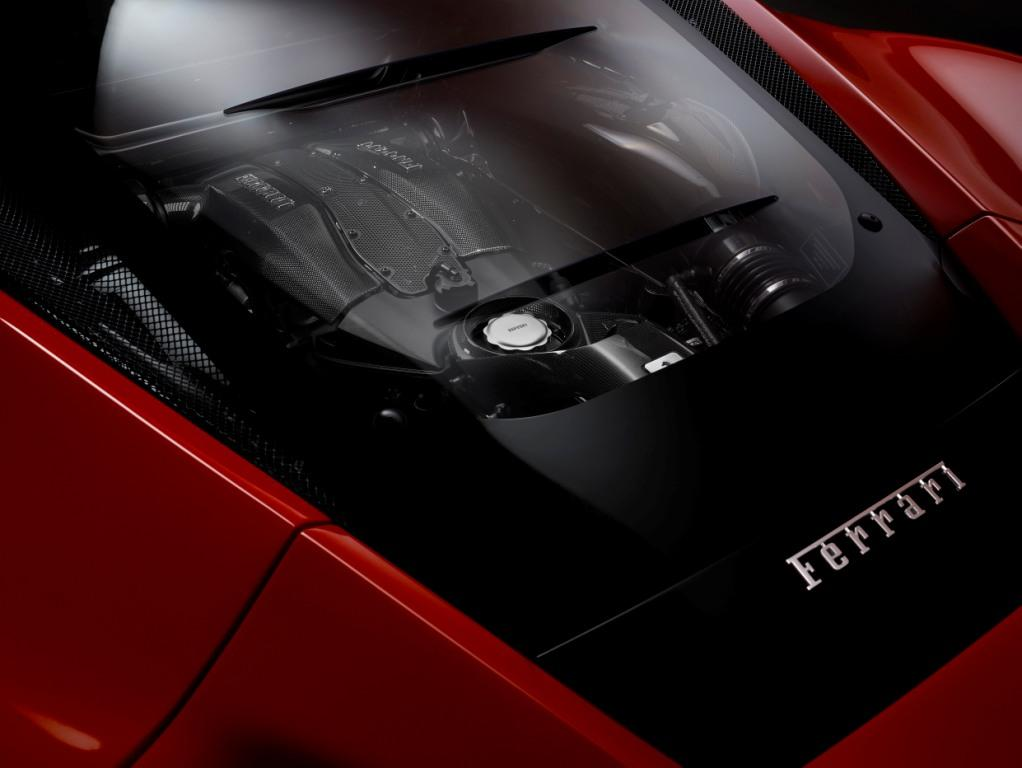 Ferrari F8 Tributo A tribute to the Ferrari V8