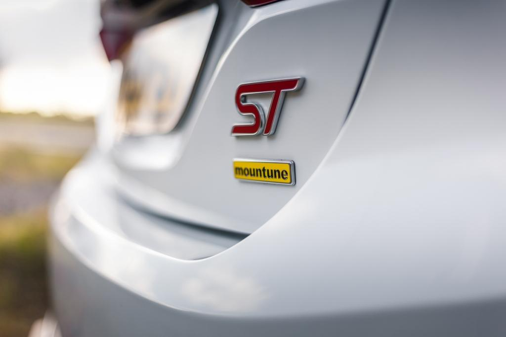 Mk 8 Ford Fiesta ST Mountune