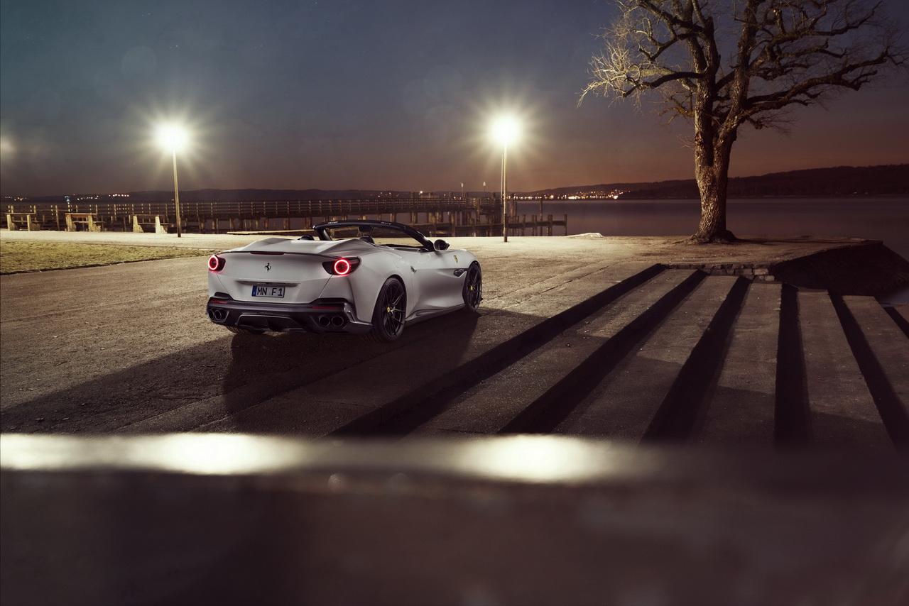 The NOVITEC Ferrari Portofino