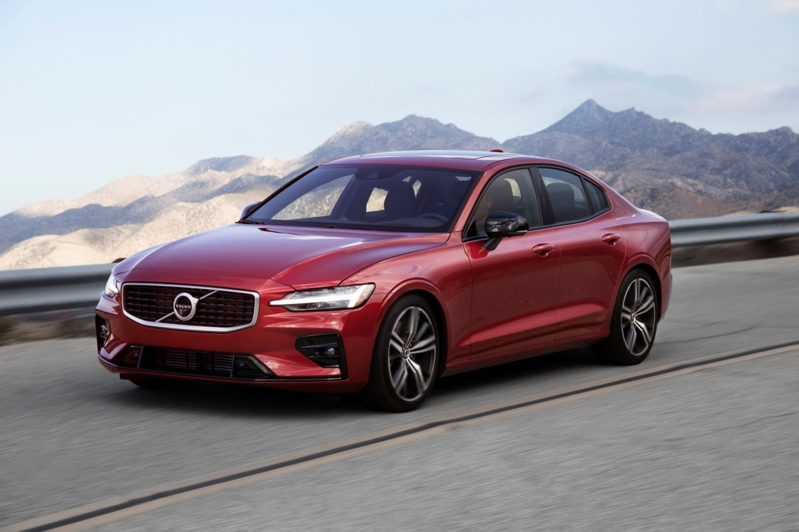 New High Specification Volvo S60 R-Design