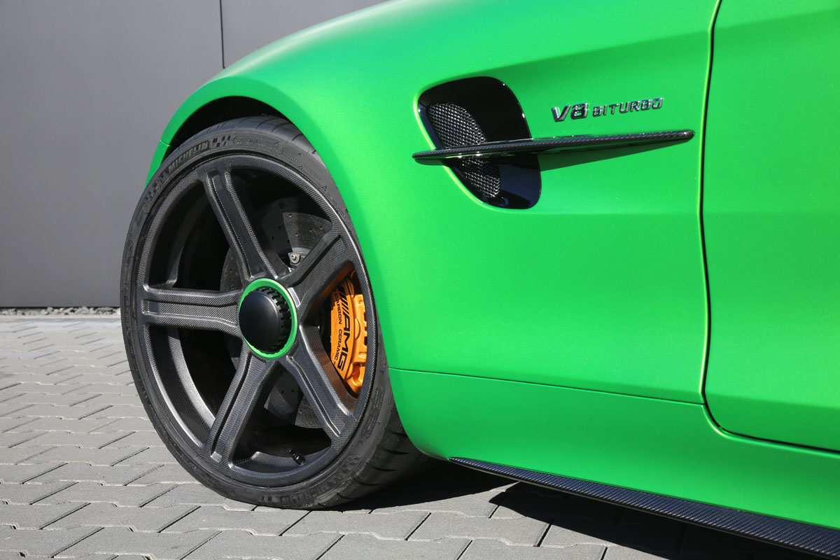 POSAIDON RS 830+ Mercedes AMG GT R