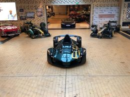 100th BAC Mono supercar goes to Strøjer Samlingen Museum