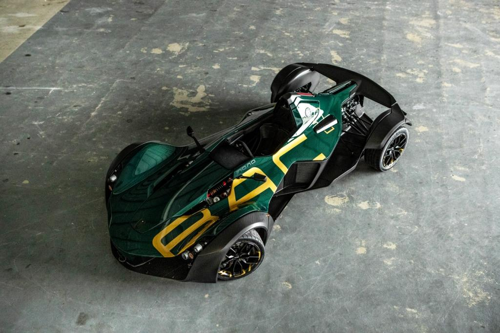 100th BAC Mono supercar goes to Strøjer Samlingen Museum