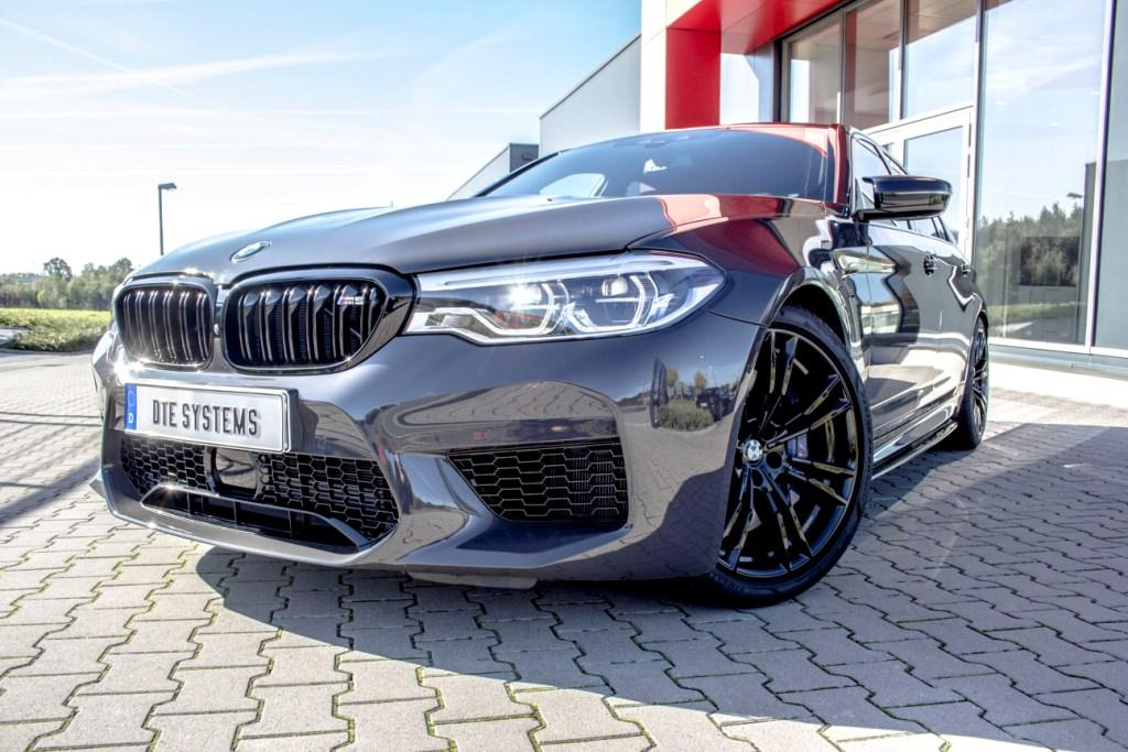 Chiptuning BMW M5 Competition DTE Systems
