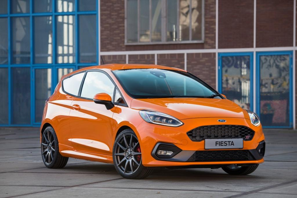 Introducing the Fiesta ST Ford Performance Edition