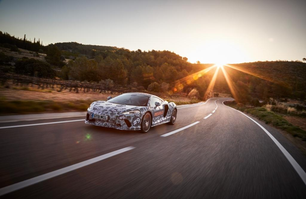 McLaren readies rule-breaking 'Grand Tourer'