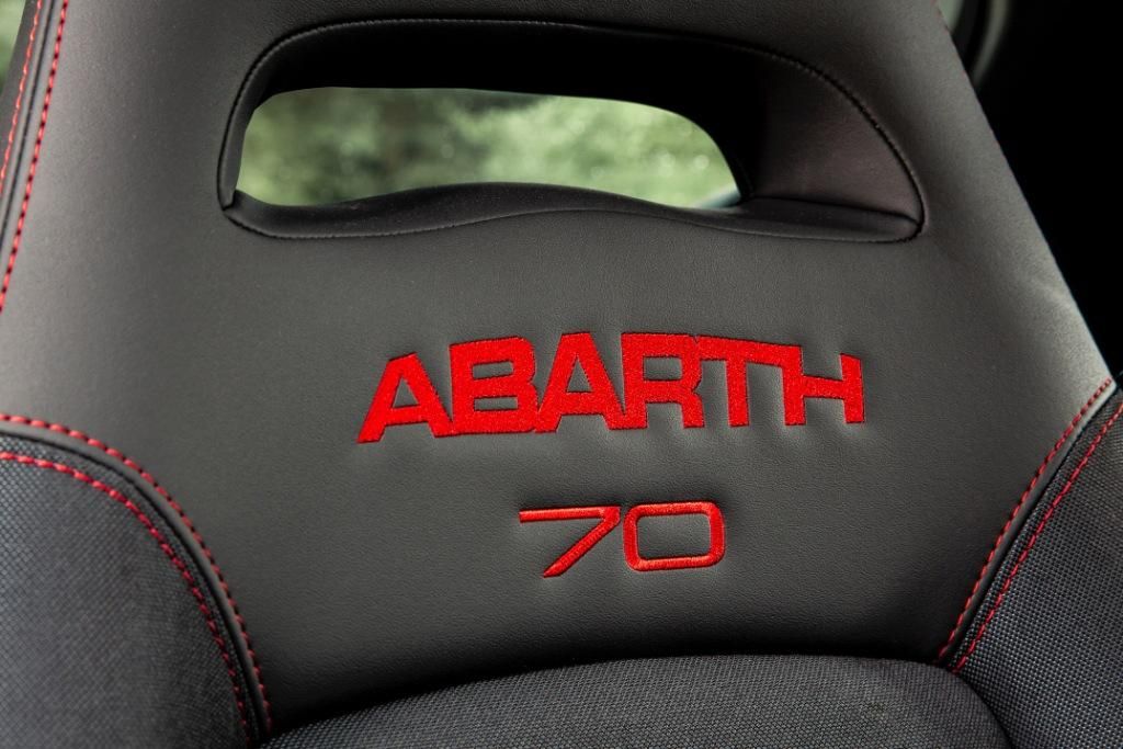 New Abarth 595 esseesse