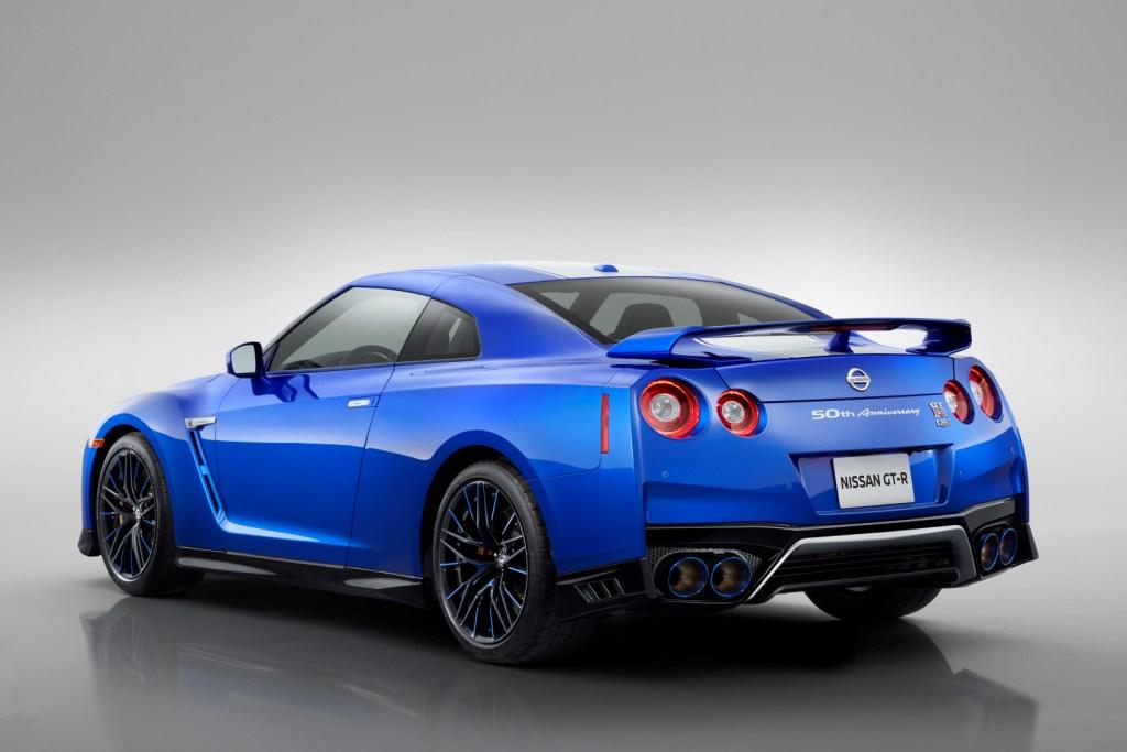 The 2020 Nissan GT-R 50th Anniversary Edition