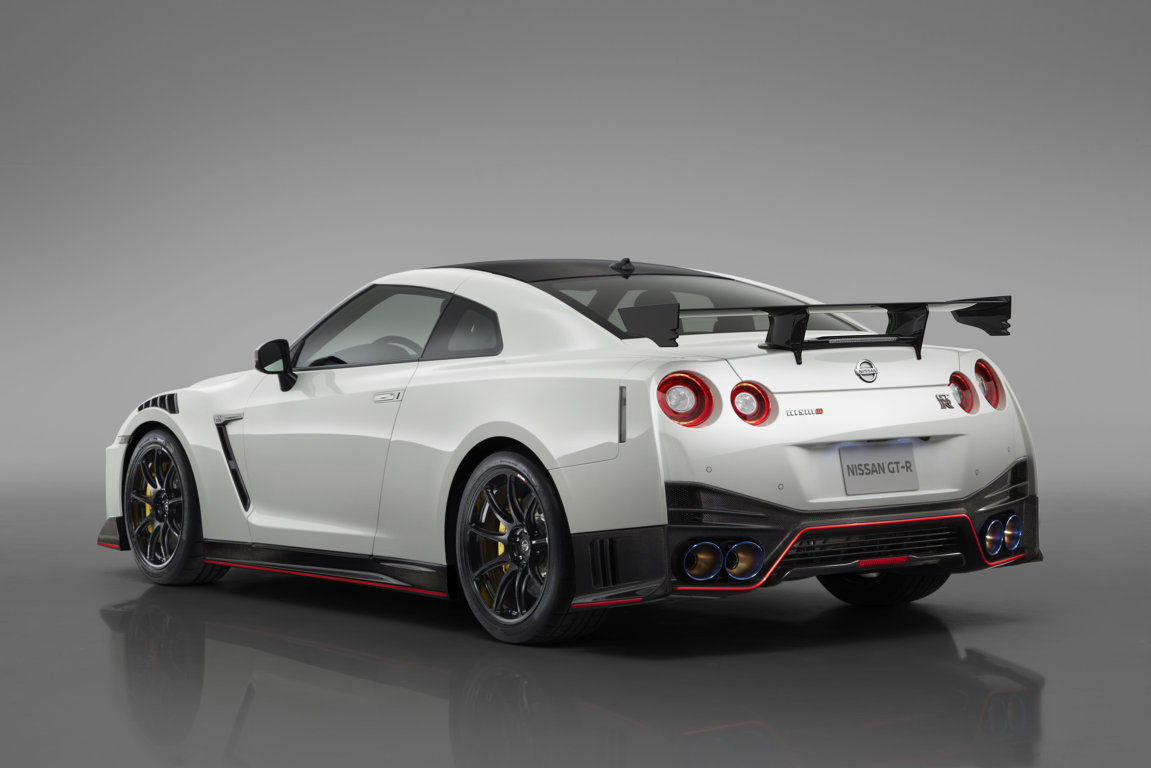 The 2020 Nissan GT-R NISMO