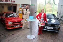 The Car Years airing on ITV4