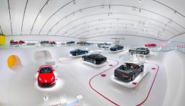"""""""Timeless Masterpieces"""" exhibition at the Enzo Ferrari Museum"""