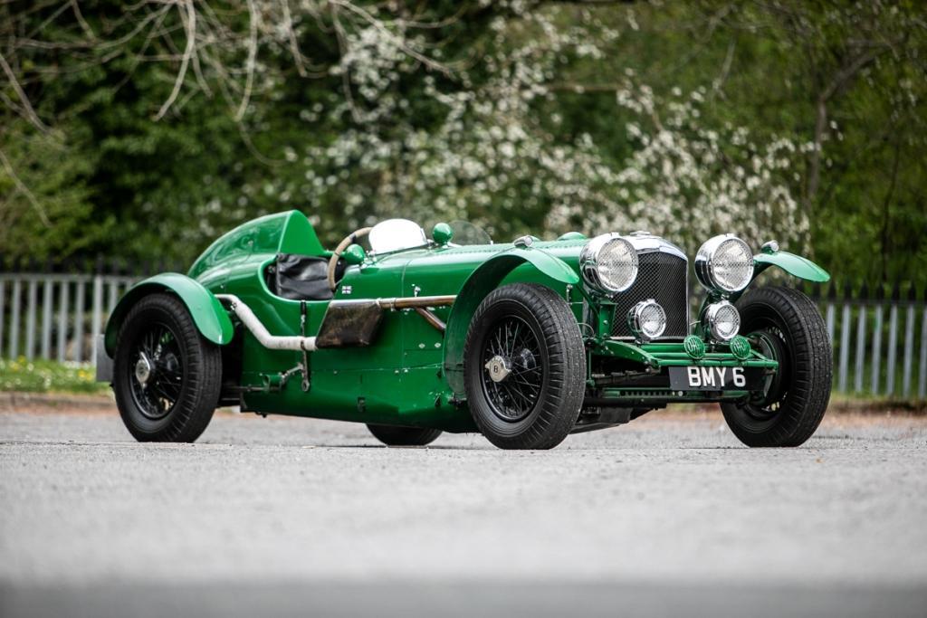 1935 Bentley 7.4 Litre V12 Special