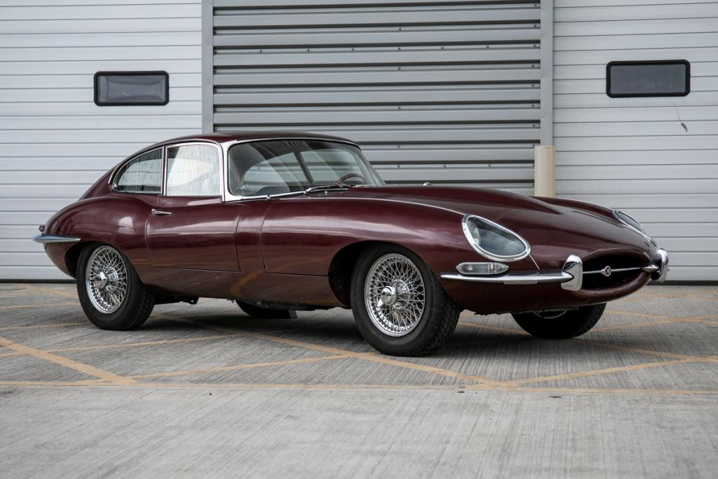 1965 Jaguar E-Type Series I FHC