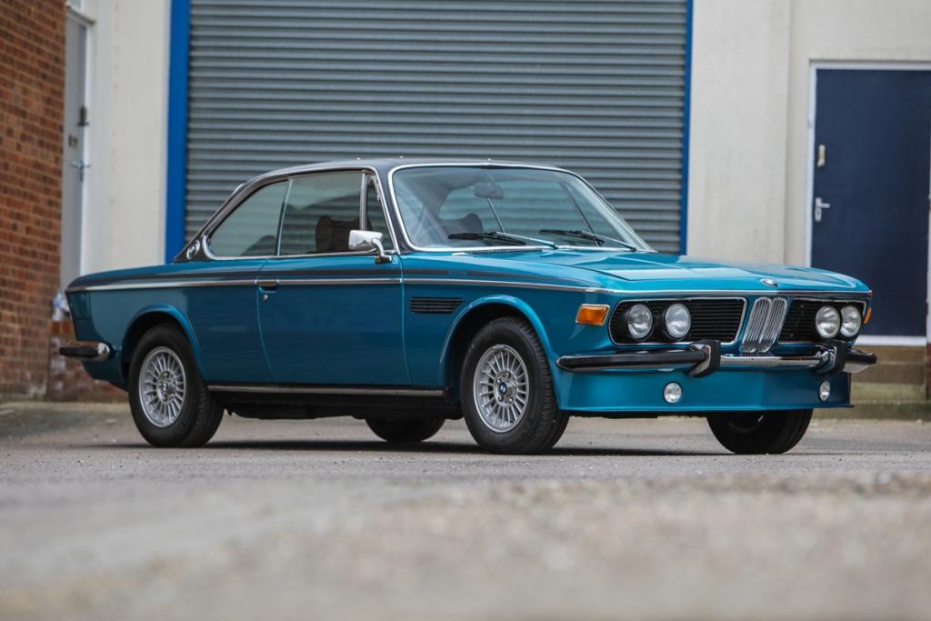975 BMW 3.0 CSi (E9) Coupe