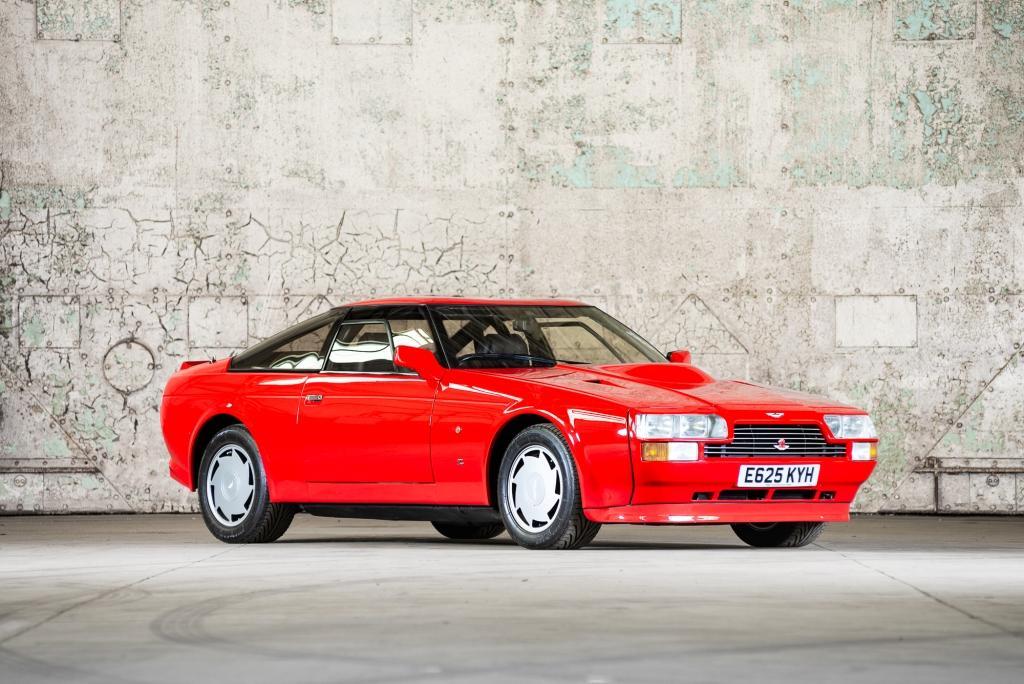 Pendine offers rare 1986 Aston Martin V8 Zagato prototype