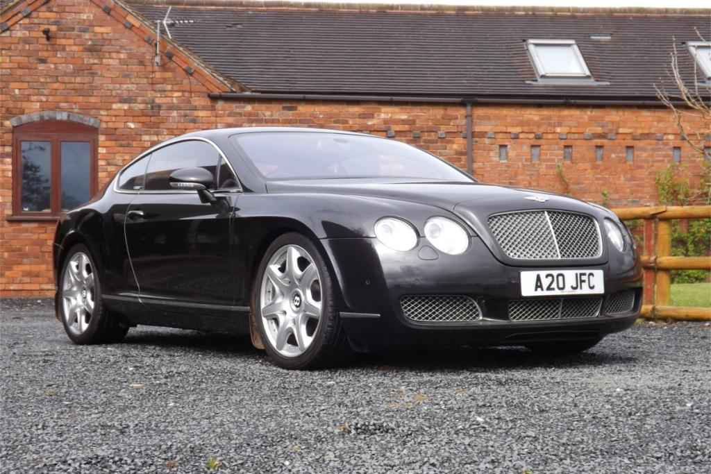 2005 Bentley Continental GT Mulliner