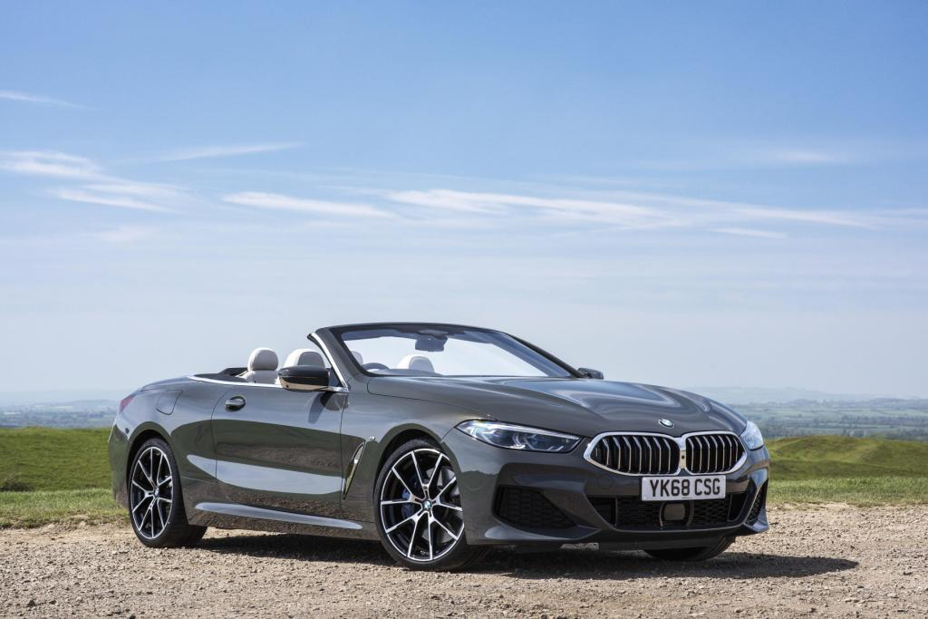 BMW 840d xDrive Convertible