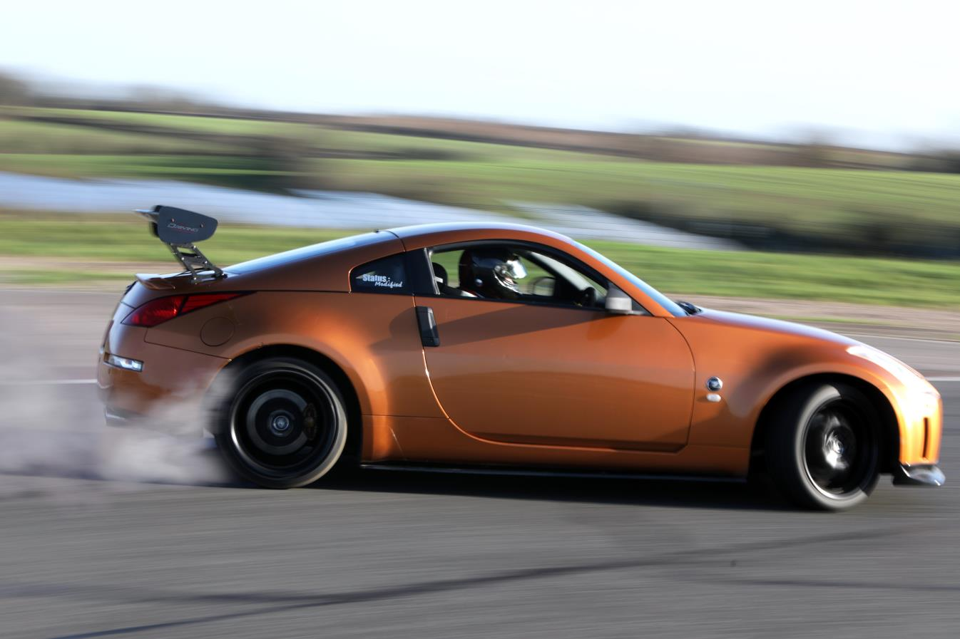 Drifting races ahead as fastest growing driving experience