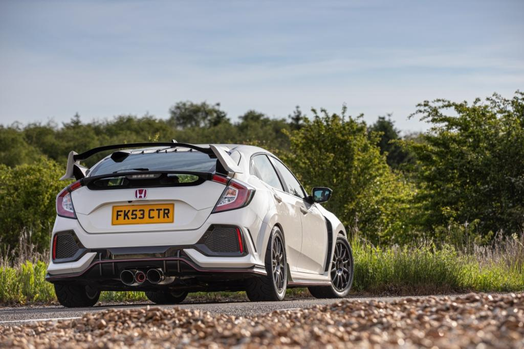 Honda Civic Type R by Team Dynamics Motorsport