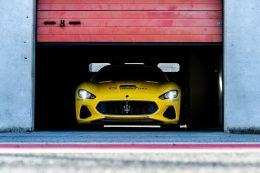Master Maserati driving courses anniversary celebration