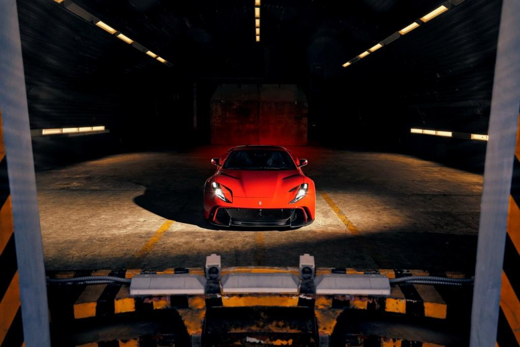 NOVITEC N-LARGO widebody Ferrari 812 Superfast