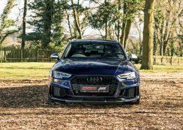Salesmaster-sponsored Richter enter works RS4+ in 2019 Modball Rally