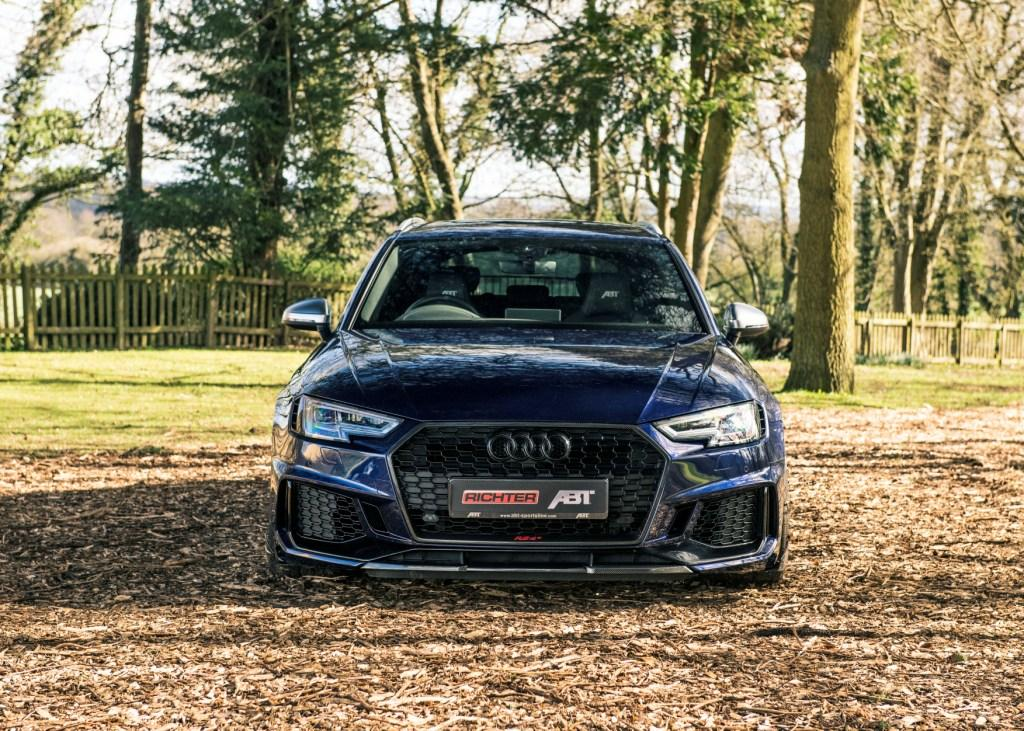 Salesmaster-sponsored Richter enter works RS4+ in 2019 Modball Rally