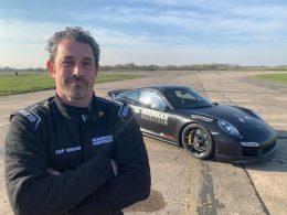 Speed Freak Zef Eisenberg returns to Pendine to break Idris Elbas record