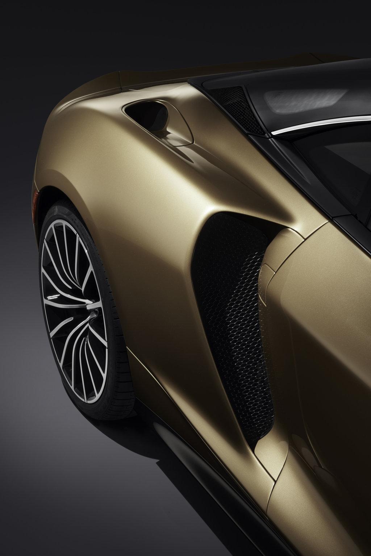 The new McLaren GT