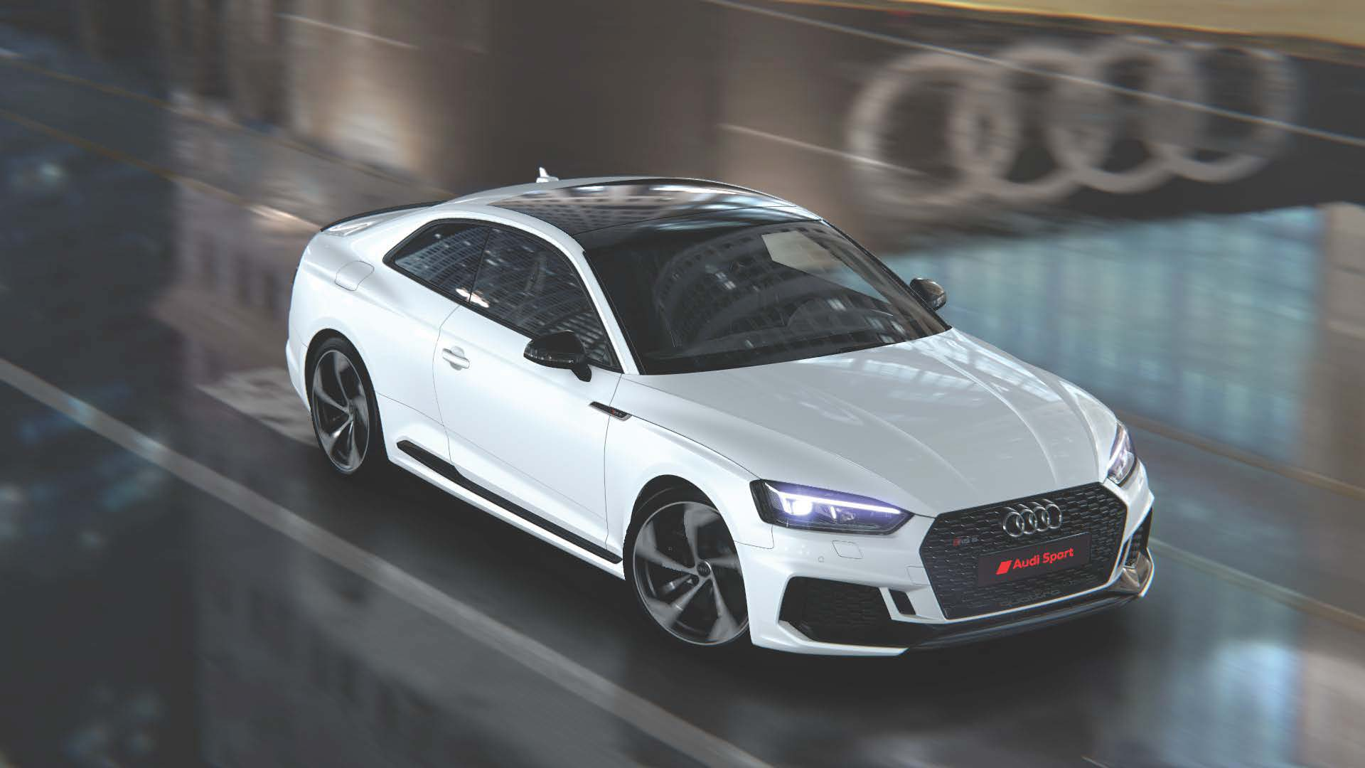 Audi RS 5 Sportback and RS 5 Coupe audi Sport Editions prepare for lift-off