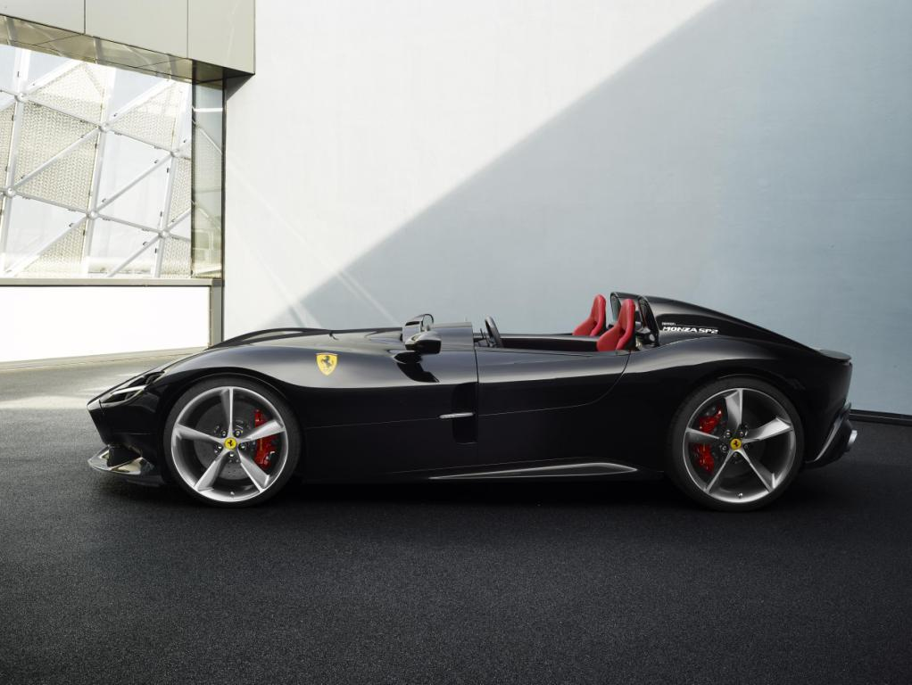 Ferrari Debuts 3 Special Projects Cars at the Goodwood Festival