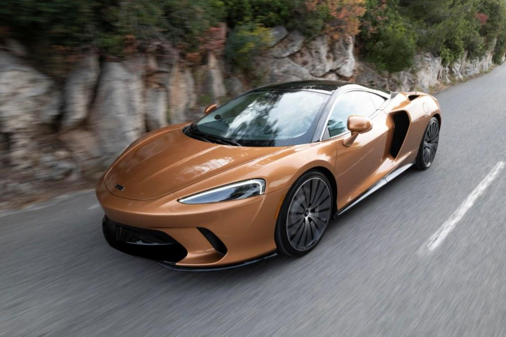 Gran Turismo gains a British accent as McLaren GT heads for Italian premiere at Parco Valentino