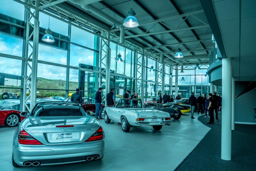 Lister Motor Company launches Lister Classics