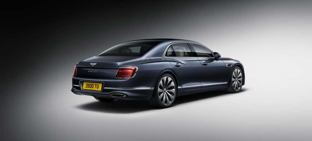 The all-new Bentley Flying Spur