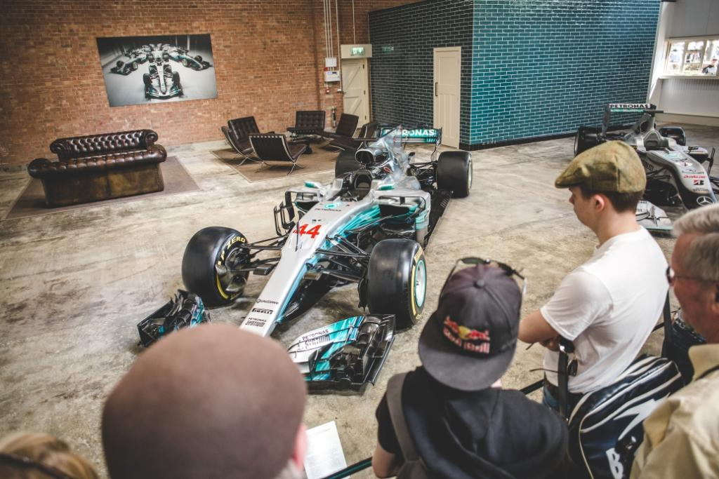 Bicester Heritage Super Scramble ready for 2019