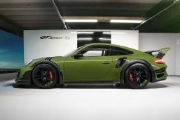 TECHART GTstreet RS comes to the Goodwood Festival of Speed