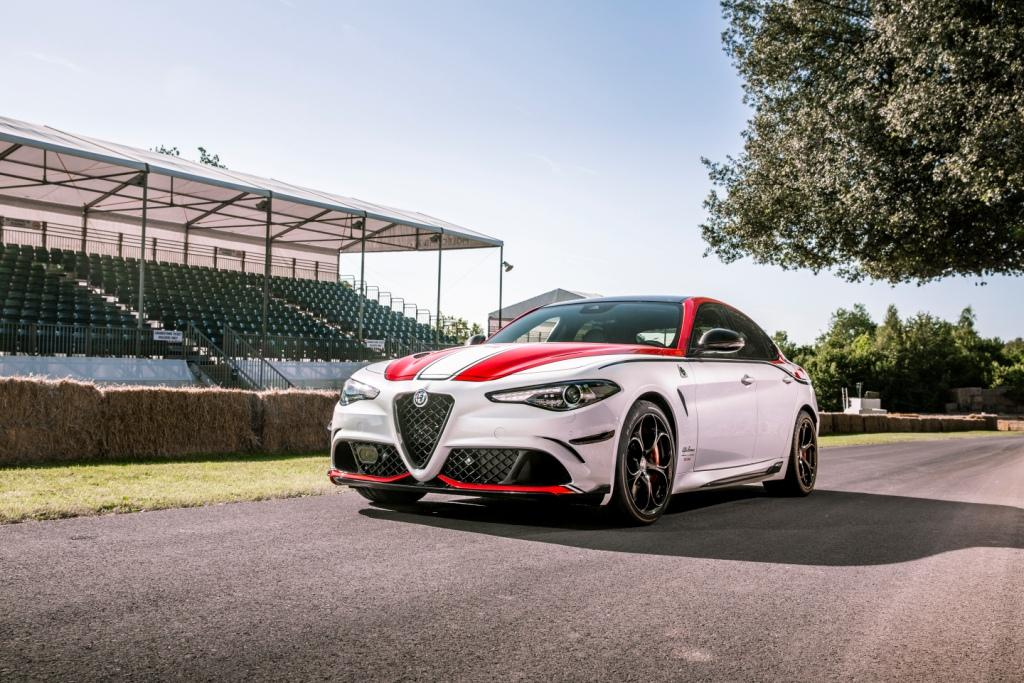 Alfa Romeo Racing Limited Edition UK Pricing and Specification
