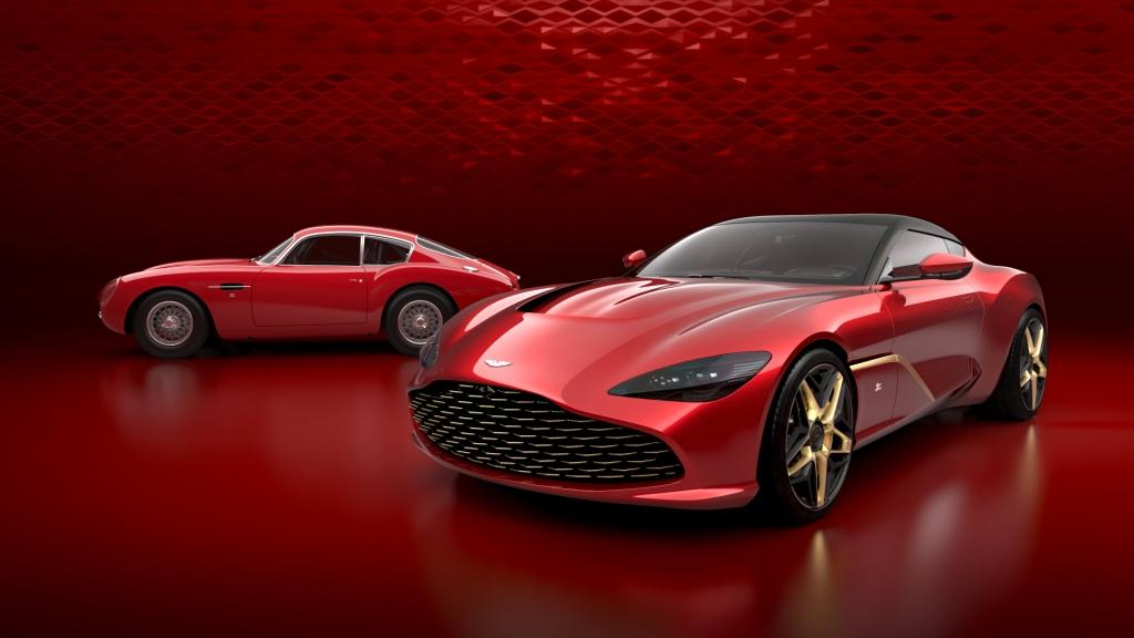 Aston Martin reveals further details on DBS GT Zagato