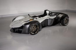 BAC launches all-new Mono R