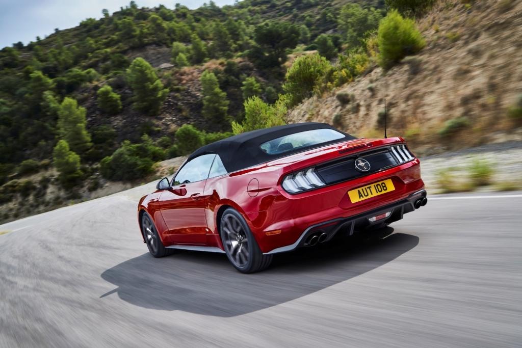 Ford 2019 Mustang 2.3-litre EcoBoost