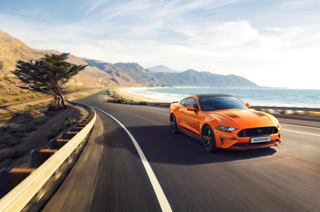 Ford 2019 Mustang55 5.0-litre V8