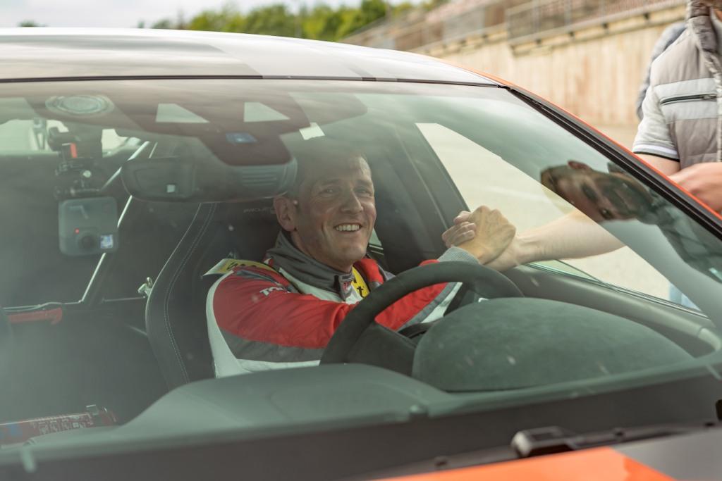 Jaguar XE SV Project 8 beats its own Nurburgring Record