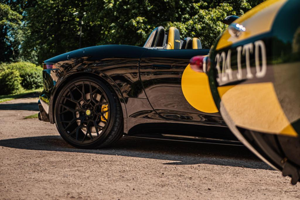 Lister Motor Company unveils first LFT-C