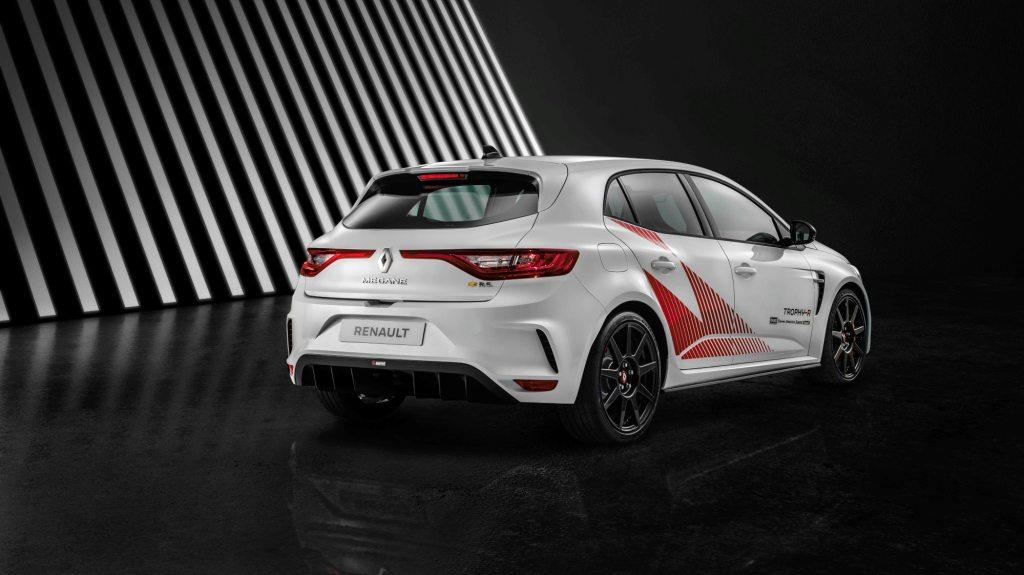 New Renault Megane RS Trophy R