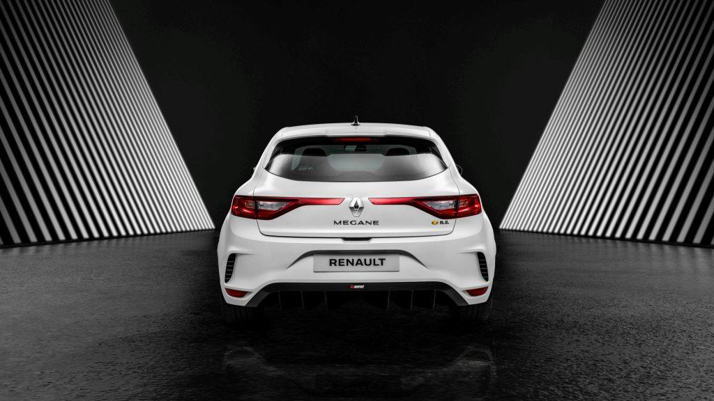 New Renault Megane RS Trophy R